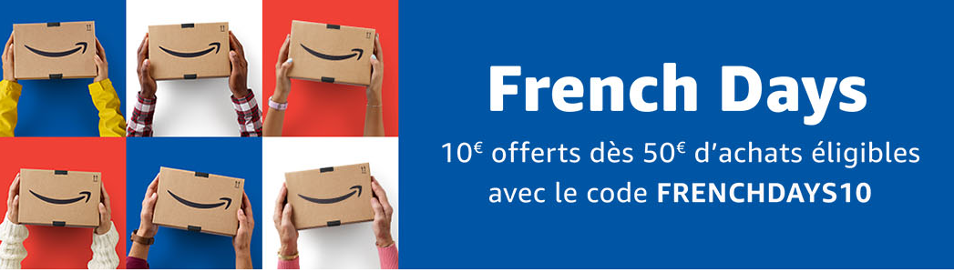 Amazon French Days 2019